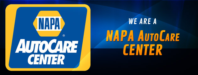 We Are NAPA Autocare Centers